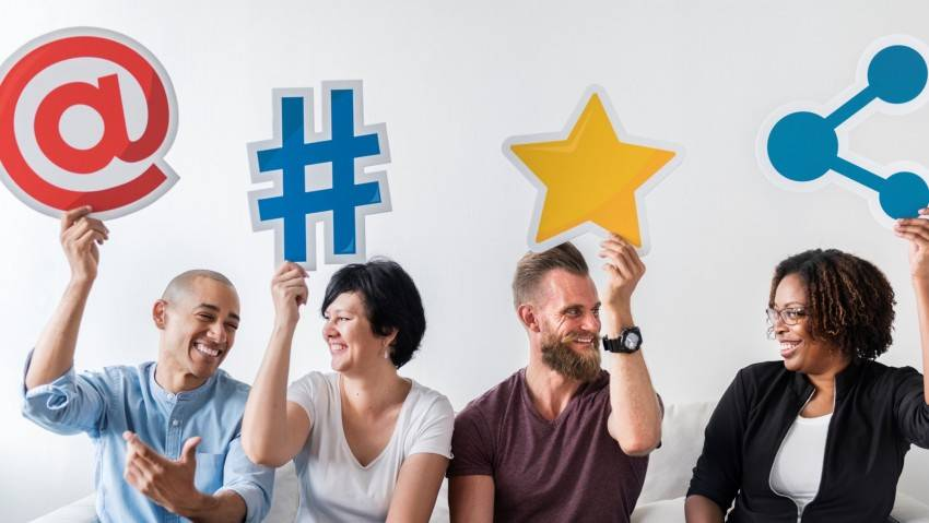 5 Different Types Of Social Media Channels For Marketing