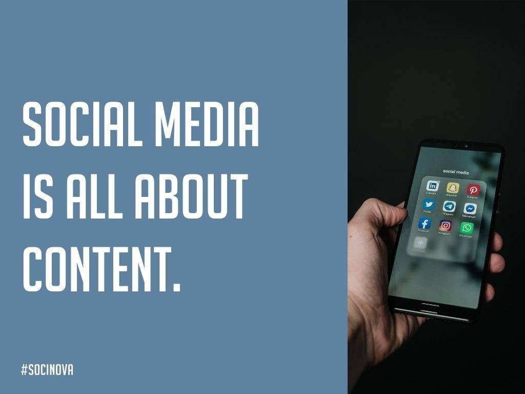 Social Media Content Creation Agency