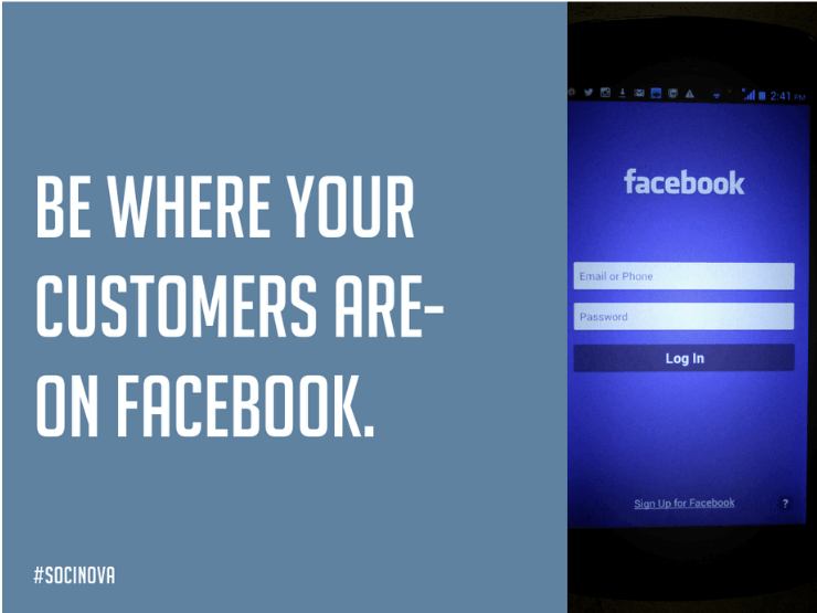 Low Cost Facebook Marketing Company - Starting @ $99