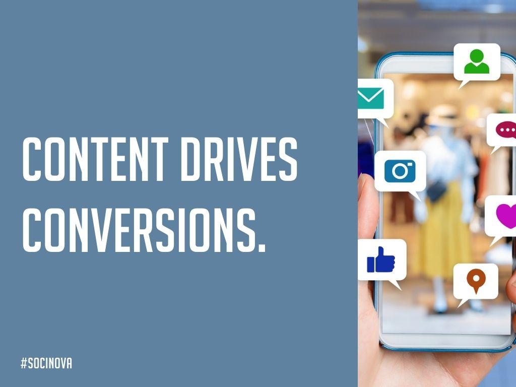 Social Media Content Creators & Services