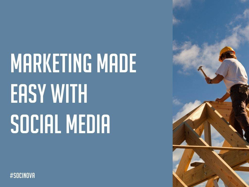 Social Media Marketing for Roofing Businesses & Contractors