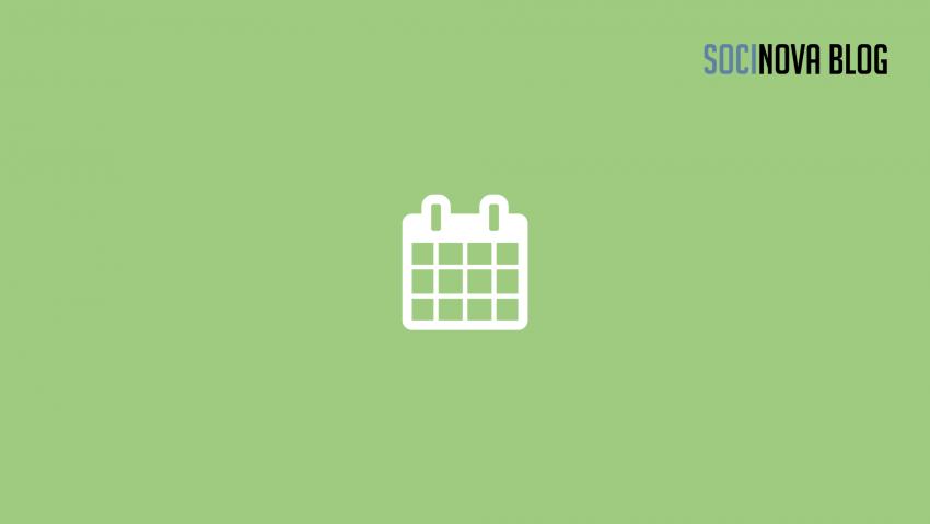 How To Schedule Your Social Media Calendar