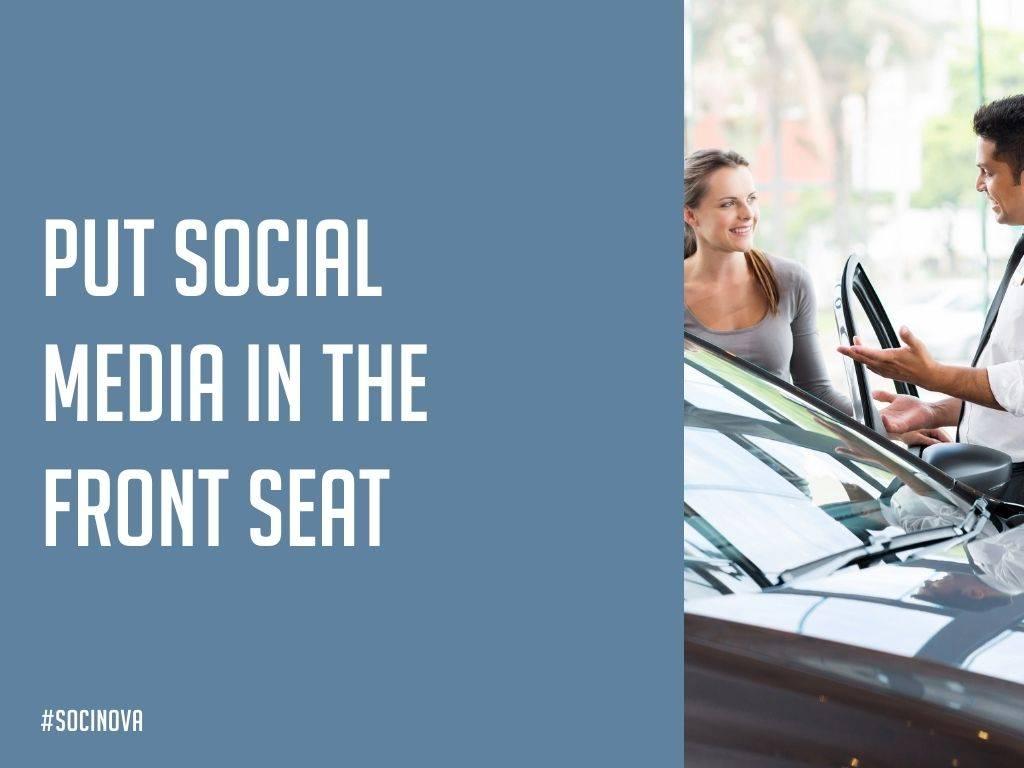 Social Media Marketing for Car Dealerships - Starting $99/mo